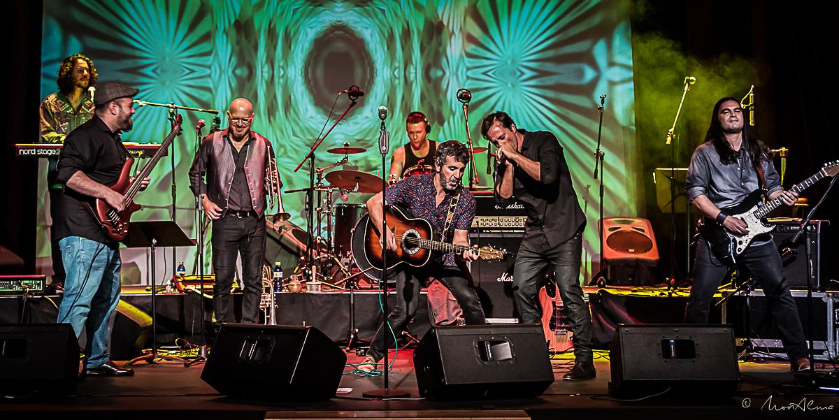 Presentación de disco Teatro Guiniguada. Abril 2016. LPGC