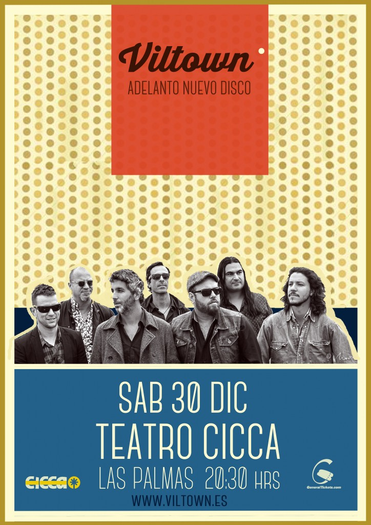 cartel CICCA VILTOWN